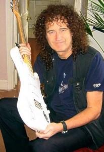 Dr. Brian May, Musician