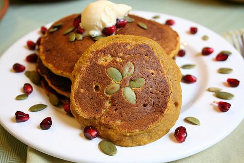 Happy animal-friendly Pancake Day