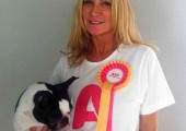 Photocall: Meg Mathews Casts Her Vote for Animal Welfare Party