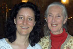 Jane Goodall, Primatologist and UN Messenger of Peace