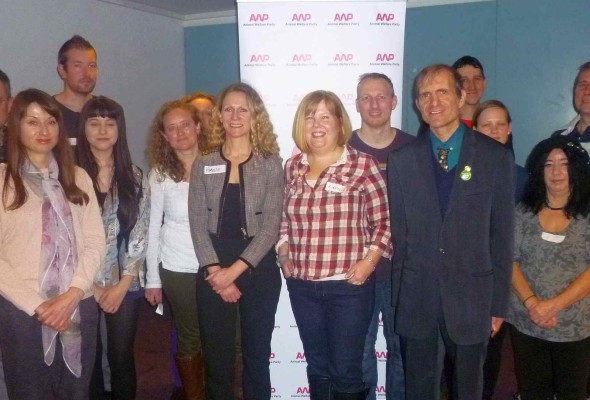 Animal Welfare Party to Stand in 2015 General Election