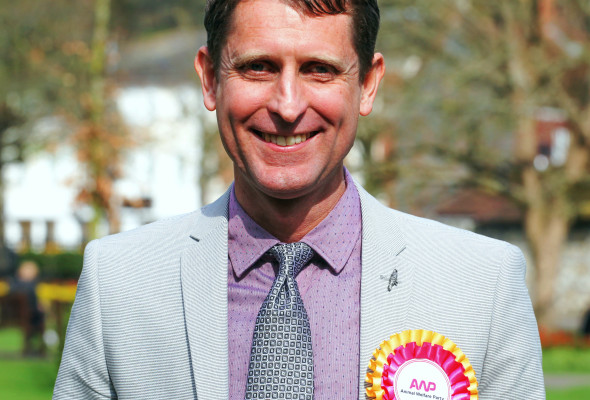 Animal Welfare Party Announces Four Candidates for 2015 UK General Election