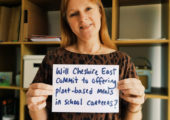 AWP Councillor Jane Smith Asks Cheshire East Cabinet to Provide Plant-Based Options in Schools